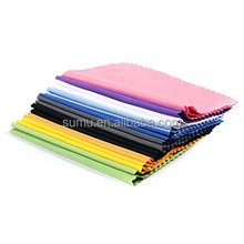 Microfiber household clean glass wiping used towel glass cleaner cloth