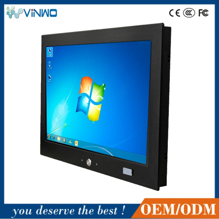 rugged touch panel computer with n2600 1.6g nm10 chipset, mini -itx, laptop i7 computer