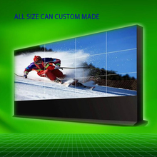 large size High brightness Outdoor led advertising Pitch SLCD display, led display screen outdoor