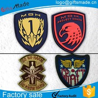 custom pvc rubber jeans patch wholesale,custom embroidery woven patches for clothing