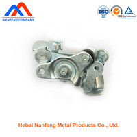 China Stamping Aluminum Stamping Parts for Motorcycle Parts