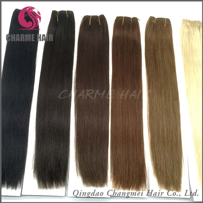Type and style silky straight wave hair weaving hair extension brazilian human hair extensions
