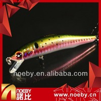NOEBY fishing bait artificial Surface Hard slow floating Lure