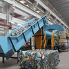 PET Waste Bottle Recycling Machines Production