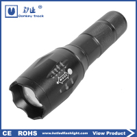 S29 ningbo manufacture Super Bright 10 watt led flashlight