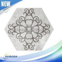Imitation marble tile wholesale russian tile fashion design ceramic floor tile