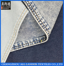 stock 6.5oz 100% cotton denim fabric for shirt china wholesale