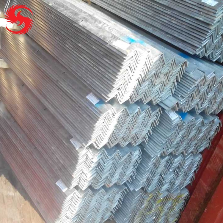 China hebei all sizes hot rolled angle iron cost for project construction