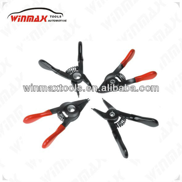 WINMAX Have one to sell? Sell it yourself 4pc Professional Mini Retaining Snap Ring Pliers Set New Tools Circlip WT04717