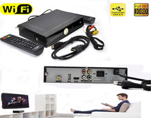 New arrival pvr recorder tuners model dvb-s2 tv box support WIFI,3G and Youtube