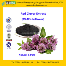 GMP Factory Factory Supply High Quality Red Clover Extract