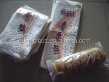 Food Grade Clear Printing Opp Plastic Bag With Micro-perforations For Packing Bread-1000pcs/case