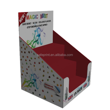 Retail store display shelves / Attractive incense display stands