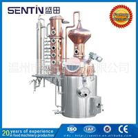 Copper Alcohol Distillation Equipment For Whishkey