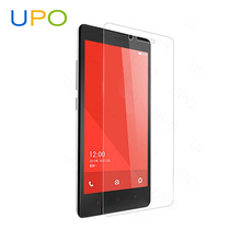 [UPO] High Quality 2.5D 9H Crystal Tempered Glass Screen Protector for Xiaomi Redmi Note 4