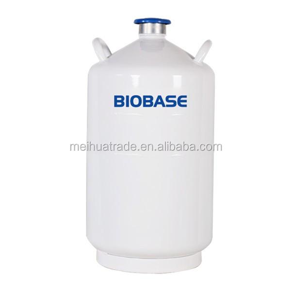 140L Liquid Nitrogen Cryogenic Storage Tank used for biological samples storage and transportation BIOBASE factory price