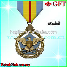 2013 new idea 3D medal Trophies and awards/Marathon Running tradition medals and medallion