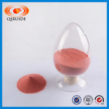 Raw material pigment red ceramic glaze powder for color-penetrated tile