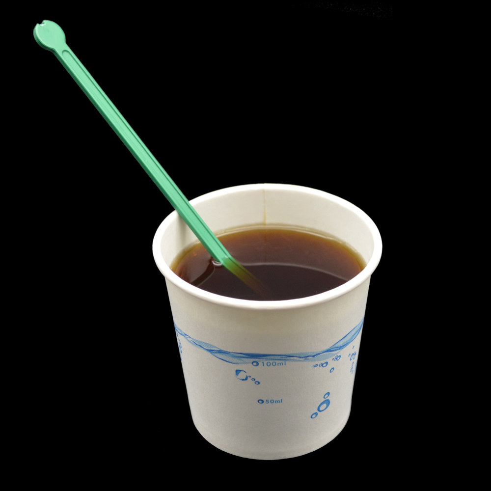 Hot sale high quality Compostable pla coffee stirrer for coffee store