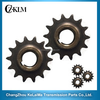 Factory all kinds of bicycle sprocket sizes from China