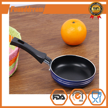 Stainless steel Frying/Saute Pan with Non-Stick Coating Induction Compatible Bottom