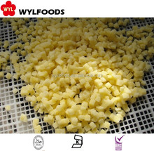 Market pirce High Quality Bulk wholesale Frozen diced potato