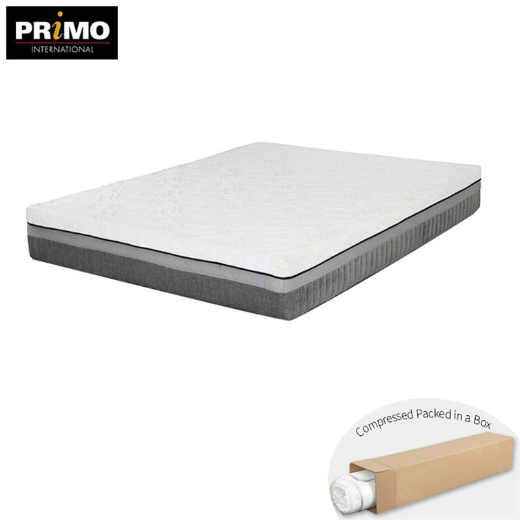 11 Inch all size queen gel cold infused mattress pads - Jozy Mattress | Jozy.net
