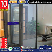 puertas plegables de aluminio / aluminium doors and windows Australian standards