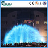 Water Screen Movies Fountain for Outdoor Projector Screen