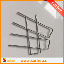 Hot Selling High Quality Turf U Shape Pegs Safety Pins For Artificial Grass
