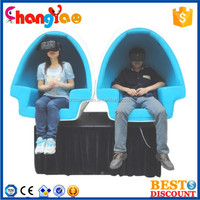 2015 Hot Selling 9D Egg VR Cinema Simulator Dynamic Cinema