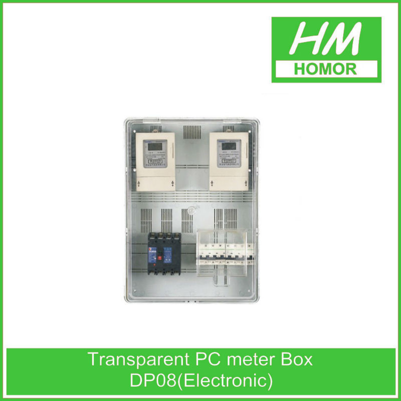 plastic waterproof 1 gang electrical box