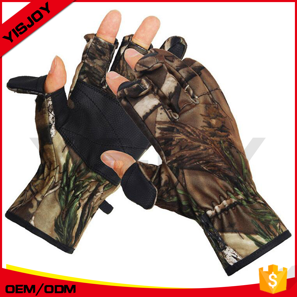 wholesale waterproof cheap hunting gloves