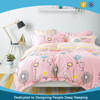 beautiful bed room set, fashion bed set duvet cover, safe cotton bed linen