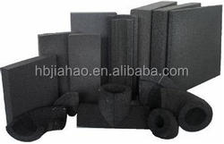 High performance heat insulation/sound insulation foam glass used in construction