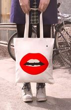 wholesale eco-friendly organic cotton canvas tote bag