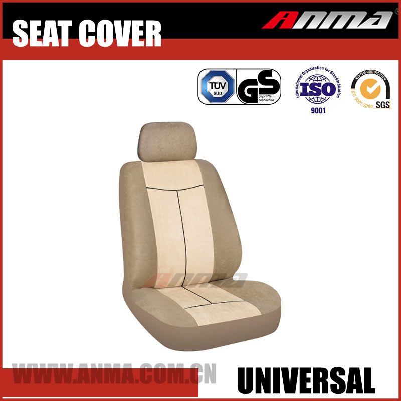 Universal new design cartoon car front seat cover