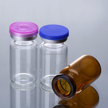 Nice glass pharmacy vials recycling pharmaceutical vials bottle for medical
