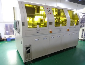 IC bonding machine