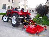 Grass tractor machine/lawn mower tractor /grass mower tractor