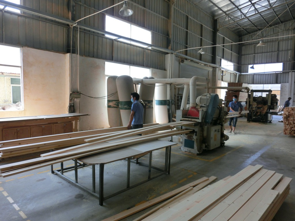 Wooden Making