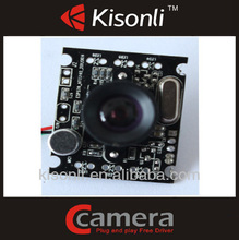 Alibaba Express In Electronics Camera Module with USB 2.0 High-Speed Port, Widely Applied in Electronic Industry