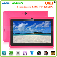 Wholesale 7 inch PC Tablet Q8H 7 inch 5 Point Touch Capacitive Screen