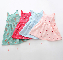Wholesale baby girl party dresses children clothing 2016 12 year ...