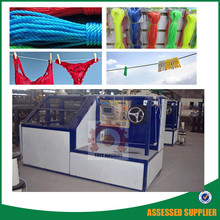 Plastic Yarn Extruder Ball 24 Strand Double Winding Machine