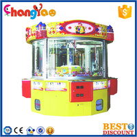2015 Hot Selling Vending Claw Crane Machine in America