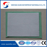 Polyester bitumen felt for construction