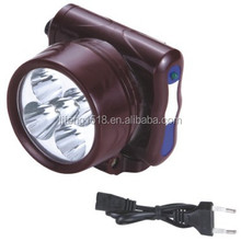 heavy duty outdoor moving rechargeable 5pcs LED car head light price LF-1829-5