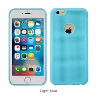 Fashion Soft TPU Back Cover Phone Case For iPhone 6