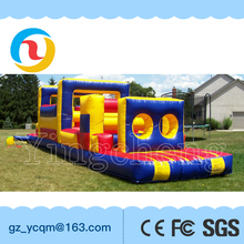 giant new inflatable bouncer obstacle adult inflatable jumping castle for kids adult